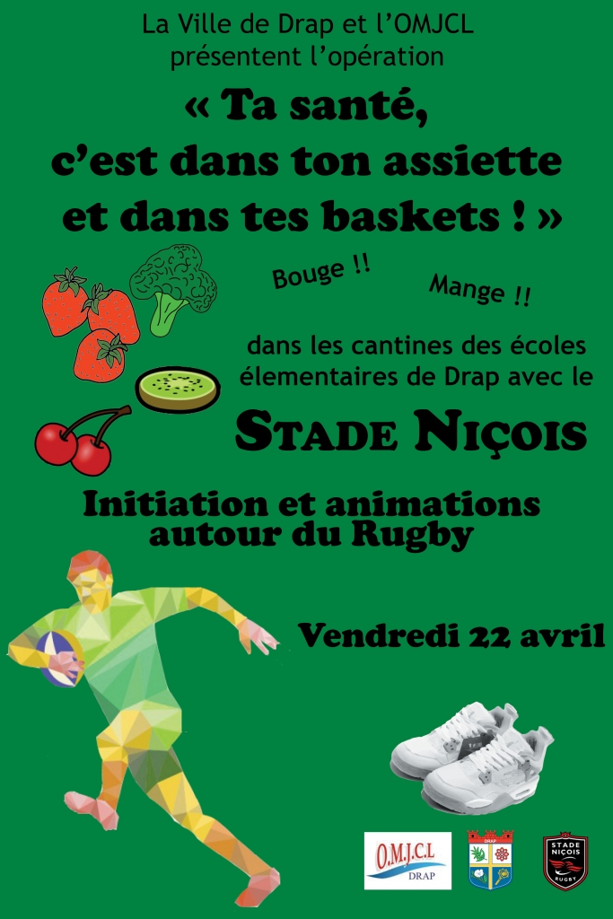 partenariat cantine asso - rugby