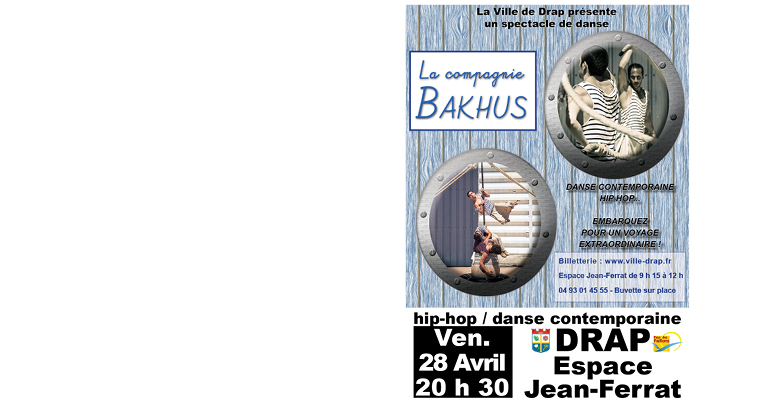 Spectacle de danse du 28 avril, la billetterie est ouverte !