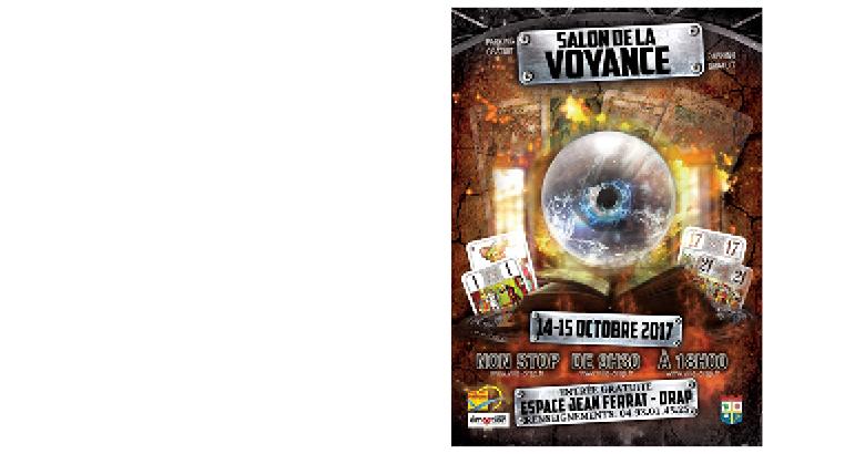 Salon de la voyance demandez le programme ville de drap for Salon voyance 2017